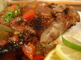 телешко месо с моцарела