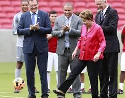 Световно по футбол в Бразилия