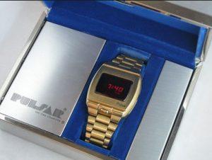 електронният часовник