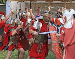rimski-legioneri