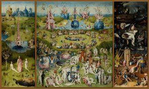 Инопланетяне присутствуют на полотнах художника эпохи возрождения (видео)