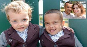 Родились близнецы с разным цветом кожи (фото) - топ-актуальные новости