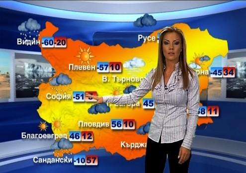 Прогноза за времето 30. 09.2015 г.