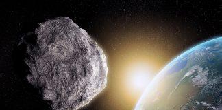 """Явлението """"Кървава Луна"""" щепривлече много астероиди към земния спътник."""