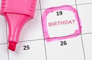 Вижте какво е отредила датата, на която сте родени