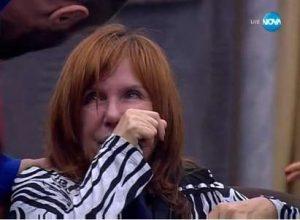Кичка Бодурова е страшно наранена