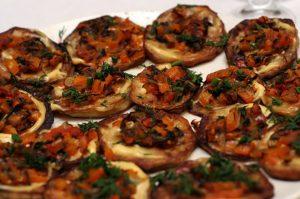 Экспресс-баклажаны по-гречески - самый вкусный рецепт из баклажанов, который вы пробовали -