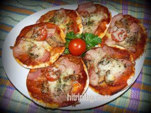 мини пици