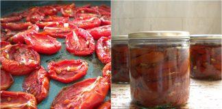 сушени домати