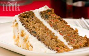 Морковена торта за чудо и приказ
