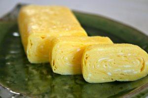 Японски омлет - става наистина аламинут и е много вкусно