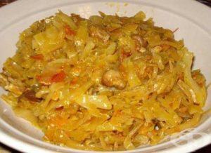 Чудно и апетитно рагу с картофи и зеле