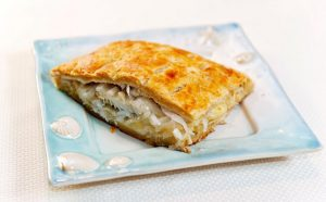 Супер деликатес - рыбное филе в слоеном тесте (рецепт аппетитный и быстрый) - топ-актуально