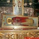 имен ден Света Варвара мощи