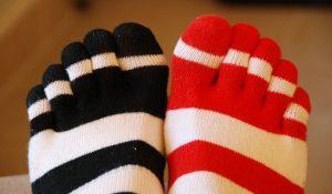 Проверете кои чорапи преобладават в гардероба ви
