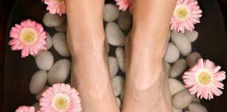 краката