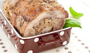 Так делают фаршированные свиные грудки; mamma mia; (восхитительный рецепт) - топ current - current