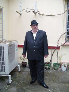 Желязко Узунов лекува с билки и говори с Бога