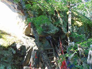 Скалната арка лекува много болести