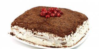 торта без печене