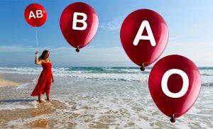 Кръвната група определя характера