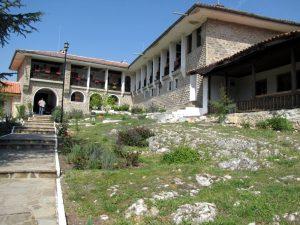 """Манастирът """"Свети Атанасий"""" е най-стария в Европа"""