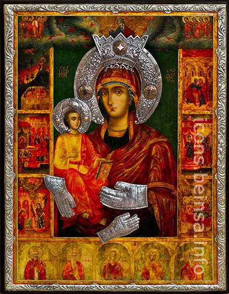 Monasterio de Troyan Virgen Maria