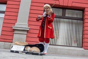 Моцарт из пловдива совершил благородный поступок (видео)