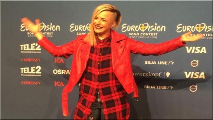 Евровизия 2016 Поли Генова