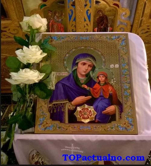Света Анна и Дева Мария
