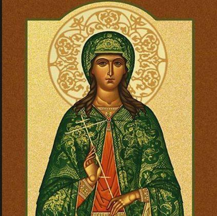 В деня на Света Юлия - Честит Имен Ден!