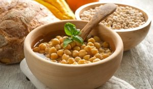 Нахута е сред храните за нашата турбо диета