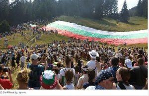 Чудо рожена вдохновляет всю болгарию (видео)