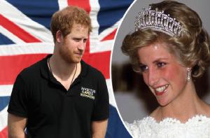 Принц Хари още осмисля загубата на Даяна