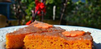 морковен кекс