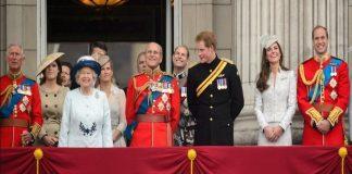 британско кралско семейство