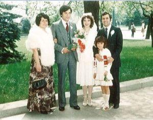 Кака лилия так любимая телеведущая выглядела невестой (фото)