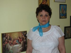 Феномена Надя Андреева лекува от разстояние тежки болести