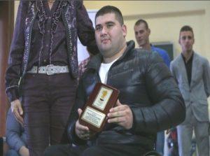 Болгарин установил мировой рекорд на паралимпийских играх в рио