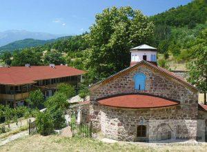 Мощи на светец се съхраняват в Чипровския манастир