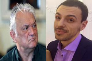 Сашо Диков се нахвърли на Даниел Петканов