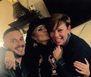 Лара, Ирина и Христо