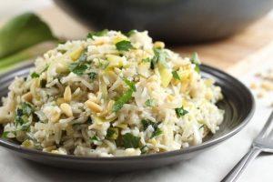 ориз по гръцки