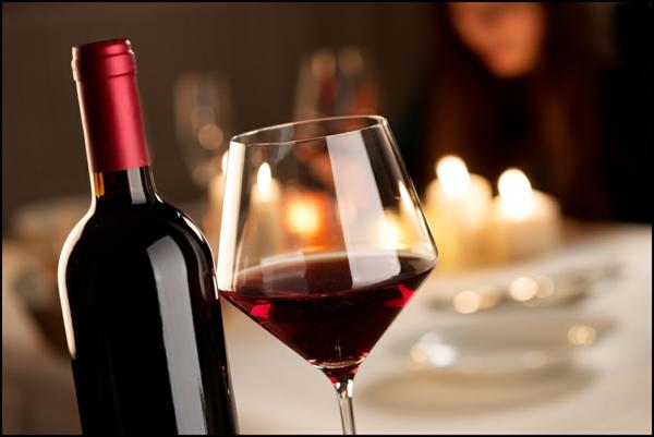 виното