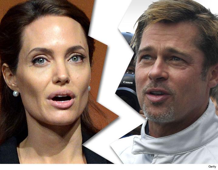 Анджелина Джоли и Брад Пит заровиха томахавката