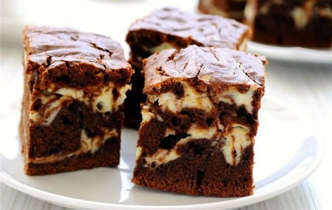 шоколадов кейк с рикота