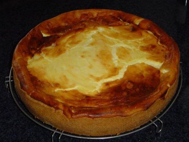 кекс със сирене и кашкавал