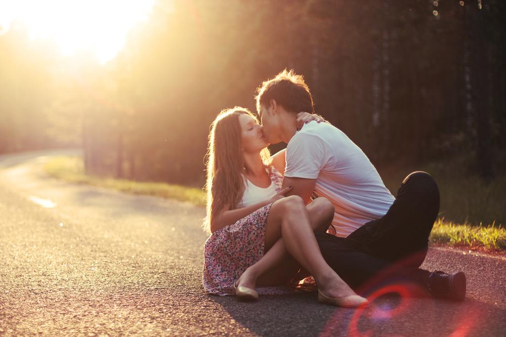 Едно влюбване става на енергийно ниво