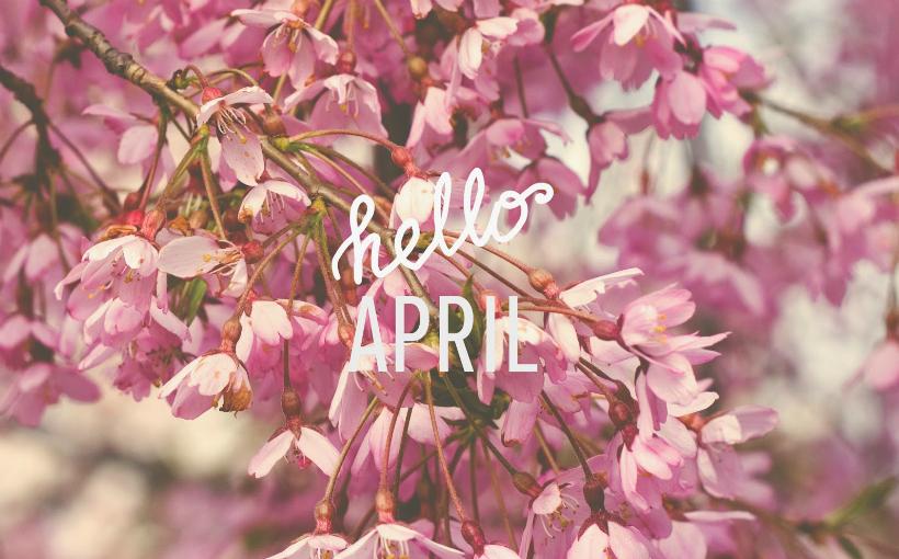 април