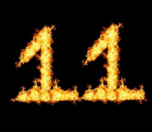 числото 11